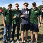 Boys Varsity Cross Country Finishes in 3rd Place at HHC Meet