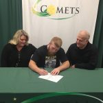 Asher Walden Signs with PFW Track & Field Program!