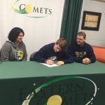 Matthew Arcari Signs with Franklin College Baseball Program!