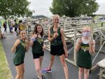 Girls Middle School Cross Country Wins Taylor/Tri-Central/Acacia Meet
