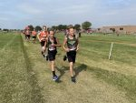 Boys Middle School Cross Country Places 5th at Maconaquah Invitational