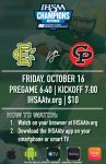 Clinton Prairie at Eastern Varsity Football Webcast
