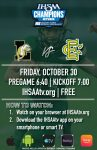 Eastern at Lapel IHSAA Sectional Football Webcast