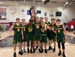 Boys Varsity Basketball Wins HHC Championship!