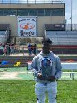 Jayden Eagle Earns Big Orange Track and Field Honor!