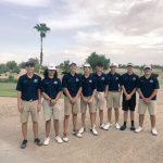 Men's Golf Earns 1st Win of Season