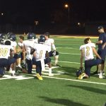 Junior Varsity Football beats Saguaro 38 – 30