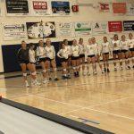 Girls Varsity Volleyball beats Desert Mountain 3 – 2