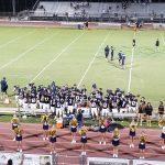 Junior Varsity Football beats Verrado 62 – 7