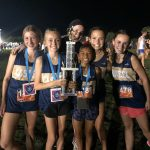 JH Girls Cross Country Excels at Tournament