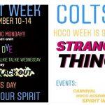 Spirit Week!!!!!