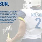 Zach Nelson Offered by NAU