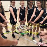 Girls Badminton Making Headlines