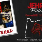 Jehrt Flitton Offered by Pacific University