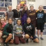 Higley's Quest for the Crown all-girls wrestling tournament