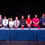 Casteel Athletics National Signing Day