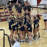 Girls Varsity Volleyball beats Desert Mountain 3 – 2