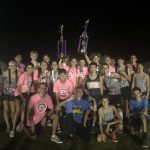 Girls and Boys Varsity Cross Country finish 3rd place at Desert Solstice Invite (Tucson)
