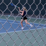 Girls Freshman Tennis roll past Xavier College Preparatory 9 – 0