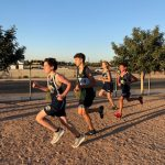 Casteel Junior High XC Starts Off on Right Foot