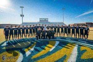 Men's Casteel Varsity Soccer 2019-2020
