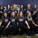 Casteel Lady Colt Wrestling 2019-2020