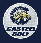 Casteel shoots 3-under 137 to tie #1 ranked Hamilton