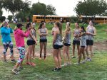 Cross Country Girls Rising to The Top of Division II Leaderboards