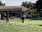 Boys Varsity Golf extends their streak to 18