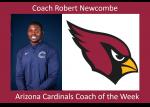 Arizona Cardinals High School Coach of the Week – Bobby Newcombe, Casteel High School
