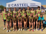 Casteel XC is going to STATE!