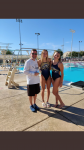 Casteel Diver and Coach named AIA Diver and Coach of the Year