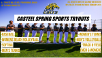 High School Spring Sports Tryouts Set for March 1st-5th