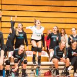 Volleyball Picks up First Region Win