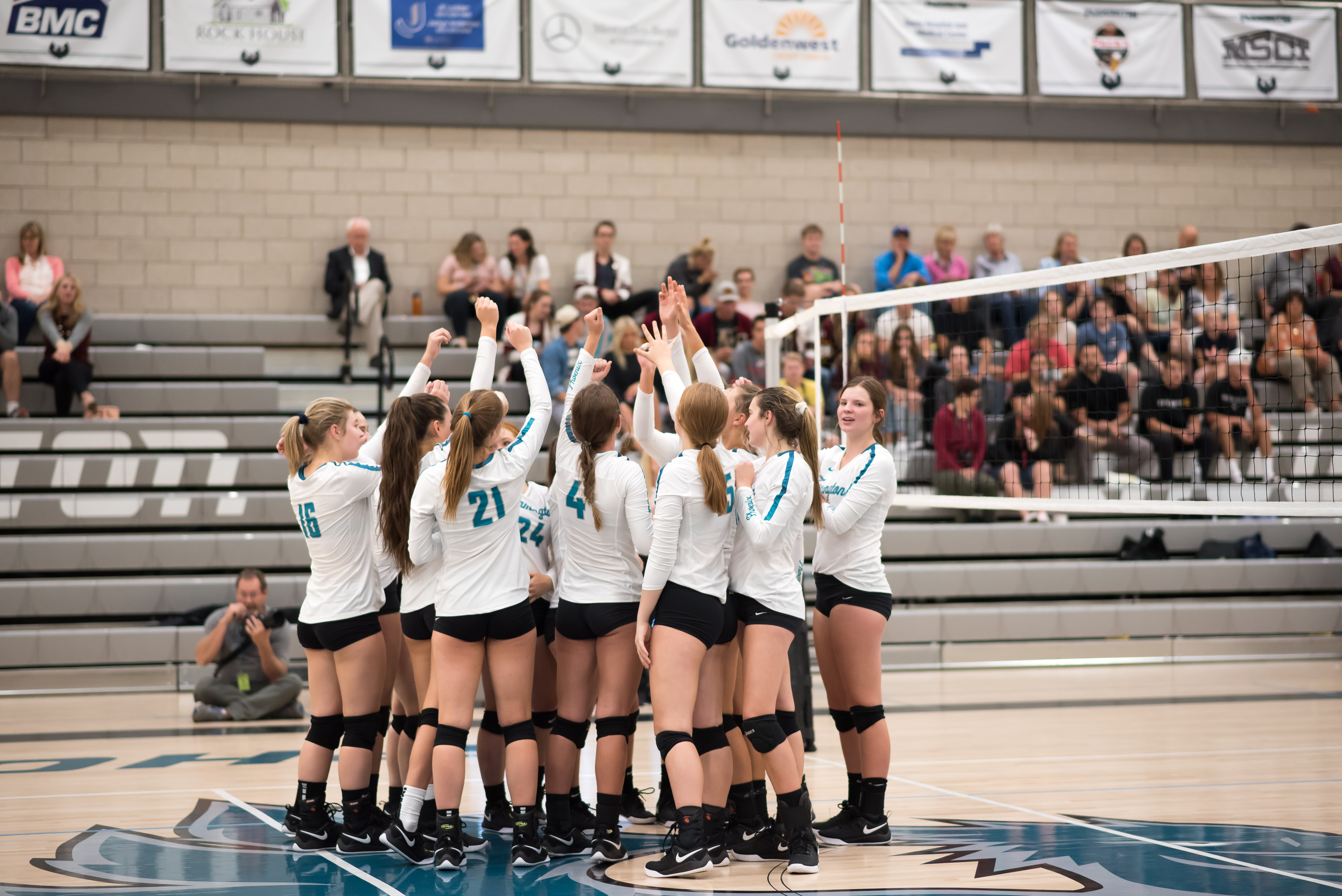 Good Luck Volleyball at State!!!!