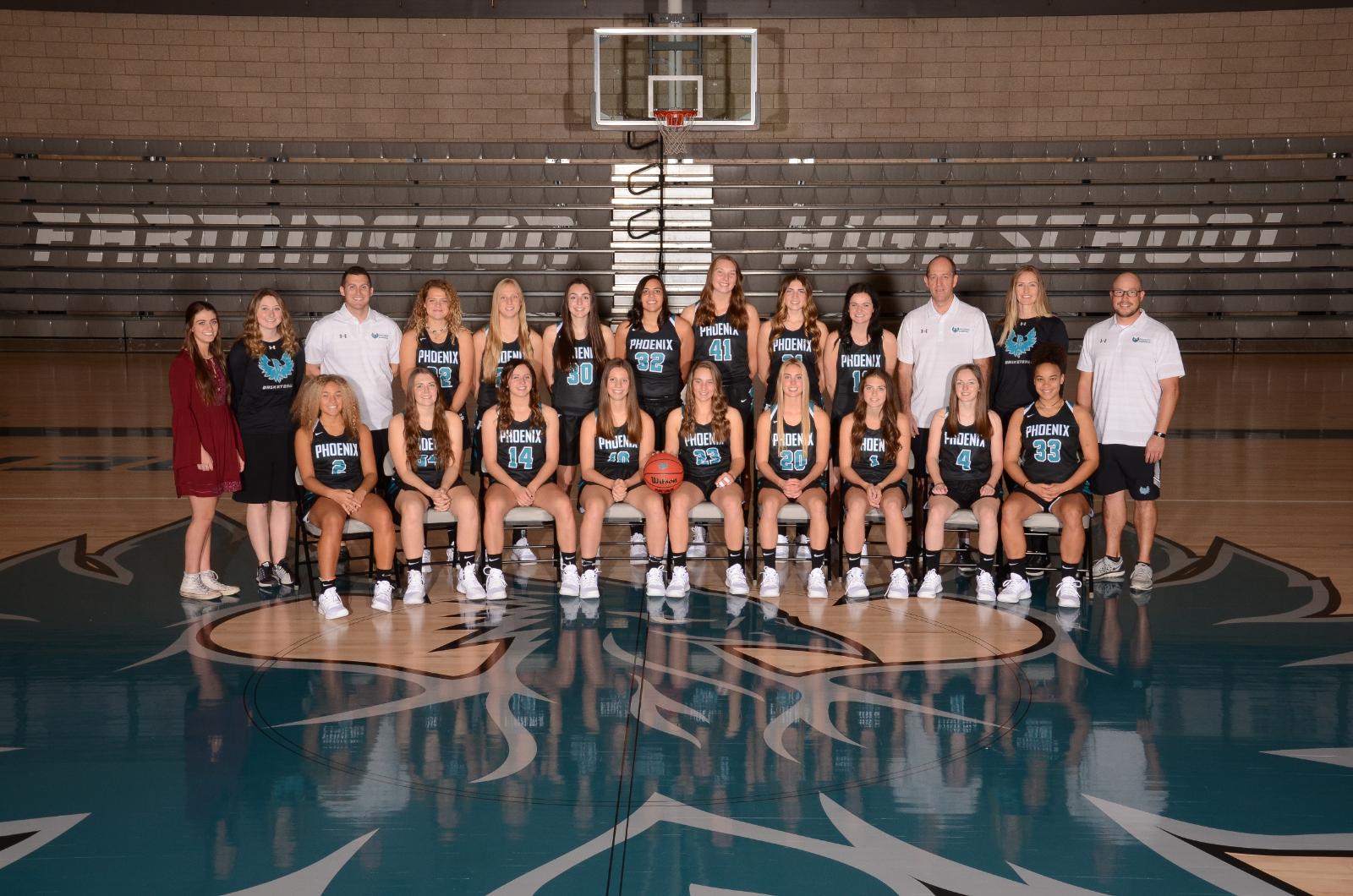 Girls Basketball Season Opener!!!