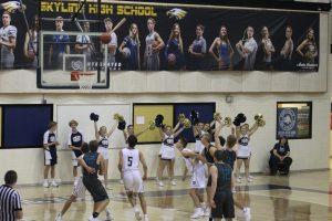 Boys Basketball vs Skyline