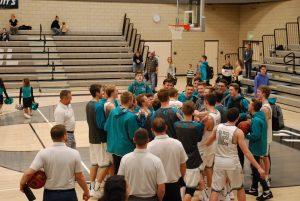 Boys Basketball vs Roy