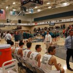 Boys Varsity Basketball beats Box Elder 56 – 52