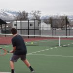 Boys Tennis vs Ridgeline