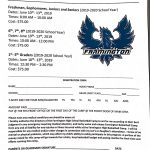 2019 Boys Basketball Summer Camp Info
