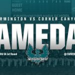 Baseball 5A 1st Round State Tournament vs Corner Canyon