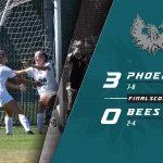 Phoenix Win Region Opener vs Bees