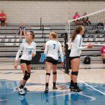 Volleyball vs Riverton