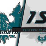 Boys Varsity Golf finishes 1st place at Region V Golf