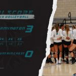 Volleyball Stays Unbeaten With 3-0 Win