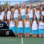 Girls Varsity Tennis beats Bonneville 5 – 0