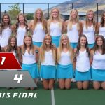 Girls Varsity Tennis beats Bountiful 4 – 1