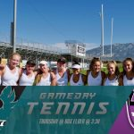 Tennis Match @ Box Elder