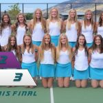 Girls Varsity Tennis beats Box Elder 3 – 2
